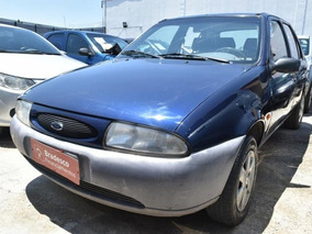 Fiesta 1.0 Mpi 8v Gasolina 4p Manual