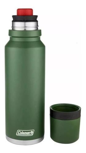 Termo Coleman 1.2lts Pico Cebador Original Matero Verde