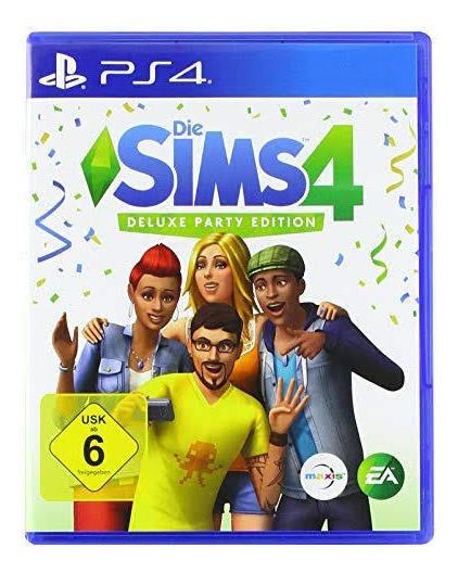 The Sims 4 Edição Festa De Luxo Ps4 Original 1 Psn Envio Já