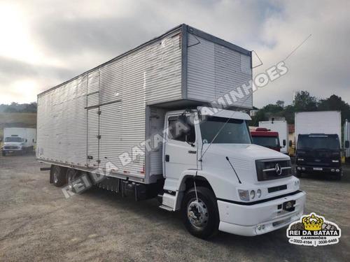 Mercedes Benz L 1620 Truck Turbo Baú 85 M³