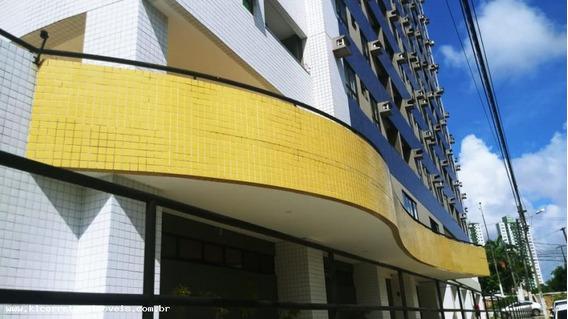 Apartamento Para Venda Em Natal, Ponta Negra, 2 Dormitórios, 1 Suíte, 2 Banheiros, 1 Vaga - Ka 0870