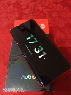 Smartphone Zte Nubia Z20 Snap855+ 2 Telas Amoled Global Top
