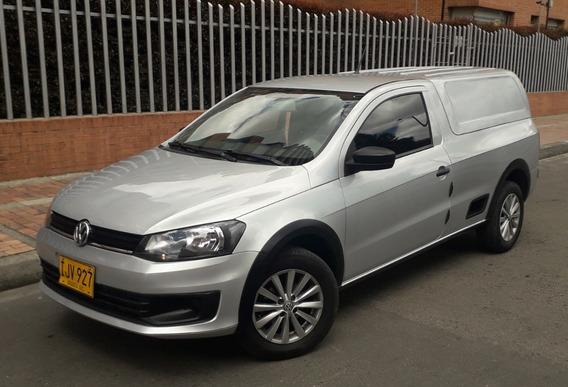 Volkswagen Saveiro 1.6 Pick Up Aire Full 2016