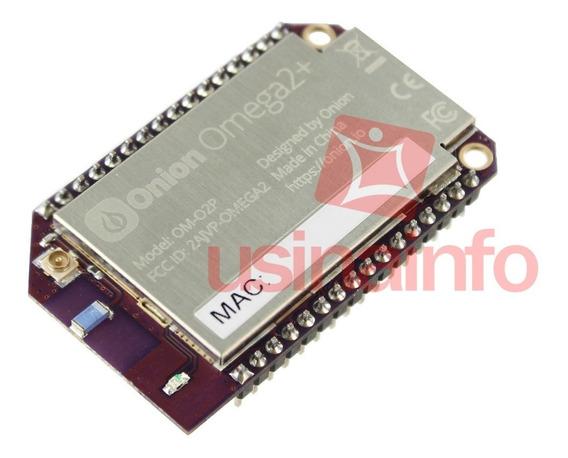 Omega2 Plus Original - Computador Linux Com Wi-fi Para Iot