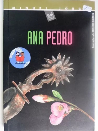 Livro Ana Pedro - Miguel Jorge