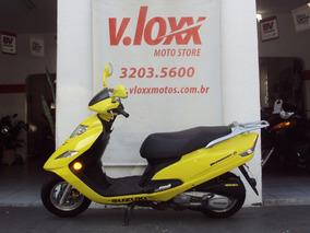 Suzuki Burgman 125 Amarela 2008