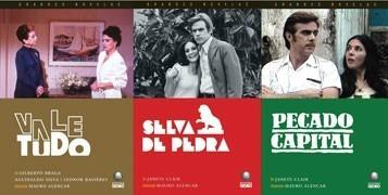 Coletânea Editora Rede Globo Grandes Novelas Barato!!