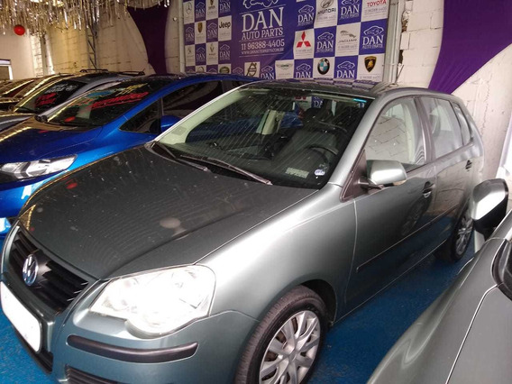 Polo Hatch 1.6 Flex 2010 Completo Baixo Km, Manual/chave Res