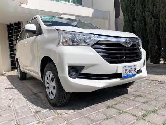 Toyota Avanza Premium Automática 2017