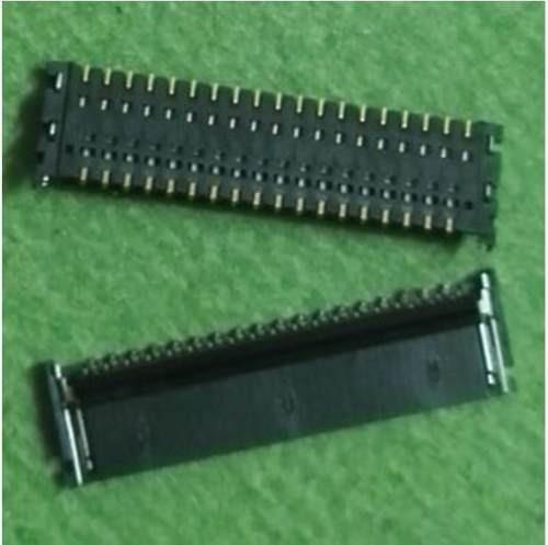 Conector Fpc Da Tela Na Placa Mãe iPad 2 Mod A1395 37 Pinos