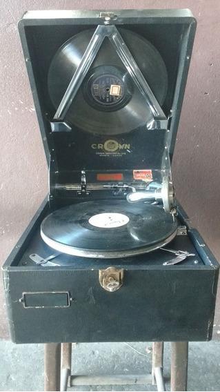 Belissimo Gramofone Ano 30