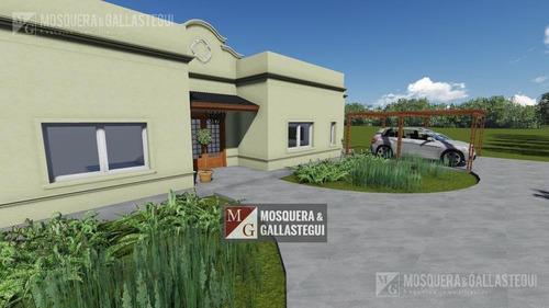 Mosquera Y Gallastegui - Casa - La Ranita