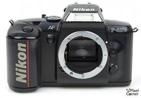 Câmera Nikon F 401 Qd Analógica Body