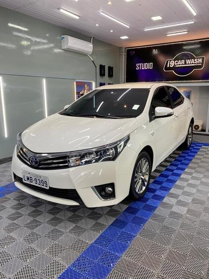 Toyota Corolla 2015 2.0 16v Altis Flex Multi-drive S 4p