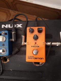 Pedal Distorcion Nux