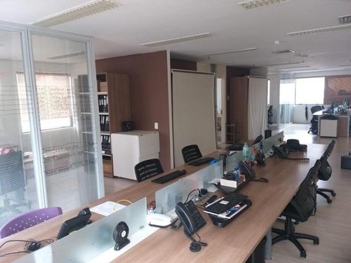 Sala Para Alugar, 230 M² Por R$ 11.500,00/mês - Alphaville Industrial - Barueri/sp - Sa0112