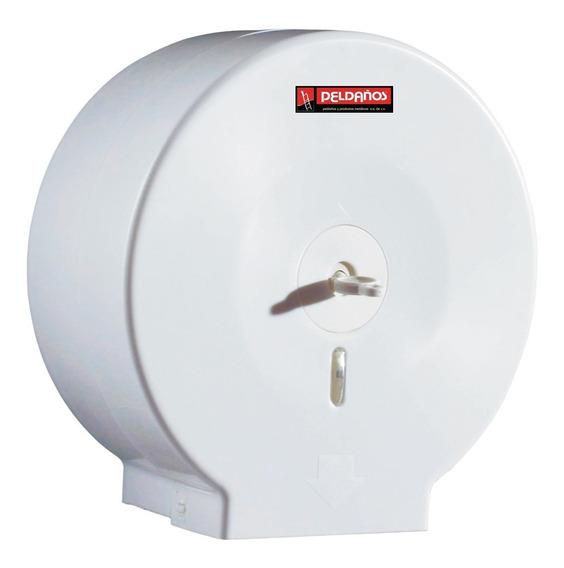 Dispensador De Papel Higienico Blanco 711734 Peldaños