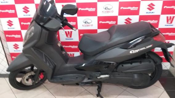 Dafra Citycom 300 I Preta 2012/2013