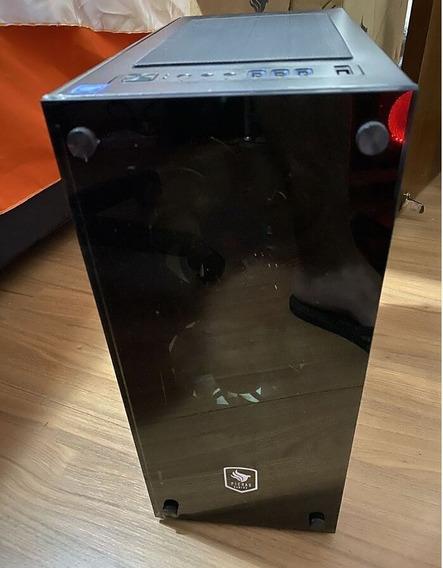 Computador Intel Celeron, 8gb Ddr4 - Fonte Evga