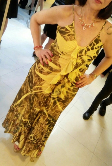 Vestido Largo Mujer, Hermoso, Elegante Super Oportunidad!!