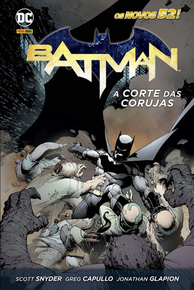 Kit Com 2 Quadrinhos Batman = Capa Dura