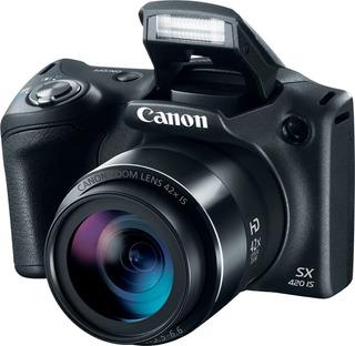 Camara Canon Digial Semi Profesional -powershoot-gps