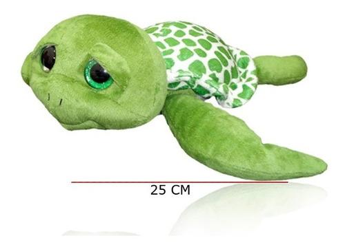 Peluche Tortuga De Mar 25cm Original De Phi Phi Toys