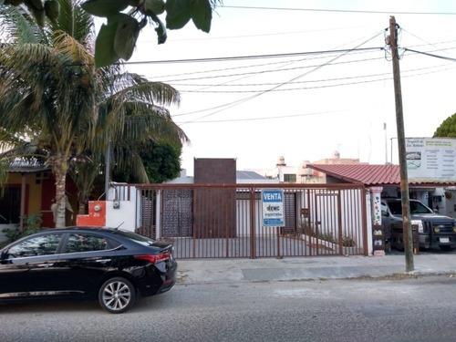 Excelente Propiedad Sobre Avenida En Francisco De Montejo