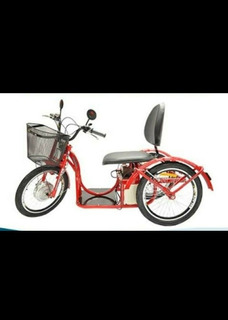 Triciclo Elétrico Modelo Ecostart