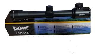 Luneta Bushnell 4x32 Eg - Retículo Iluminado - Promoção