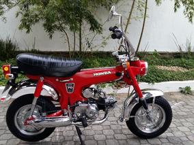 Honda St 70 1974