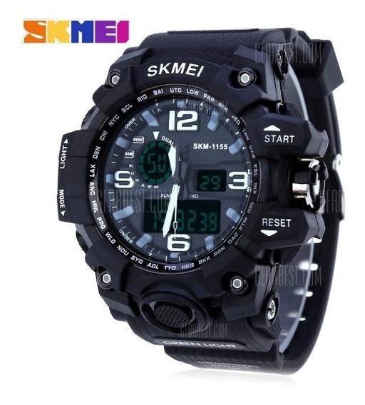 Relógio Skmei C/ Led Prova D