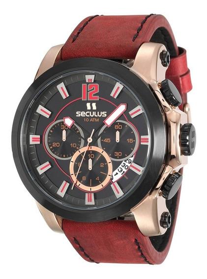 Relógio Masculino Seculus 13014gpsvic3