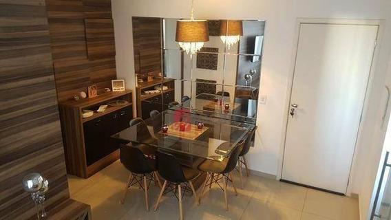 Apartamento Com 2 Dormitórios À Venda, 49 M² Por R$ 225.000 - Jardim Vivendas - São José Do Rio Preto/sp - Ap2079