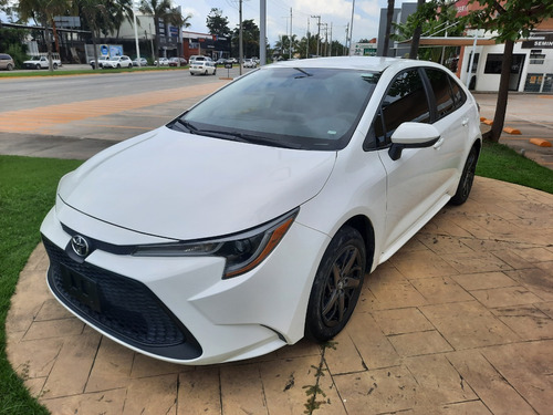 Imagen 1 de 11 de Toyota Corolla Base Cvt 1.8l 2020