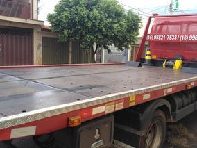 Caminhão Plataforma De Guincho Auto Socorro Ford Cargo 712