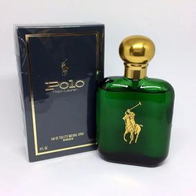 Perfume Original Polo Verde Green 118ml Masculino