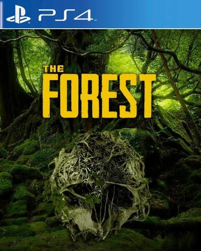 The Forest Ps4 Midia Digital