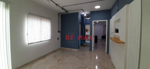 Imagem 1 de 14 de Sala Comercial 77 M² Para Locação Na Vila Augusta! - Sa0033