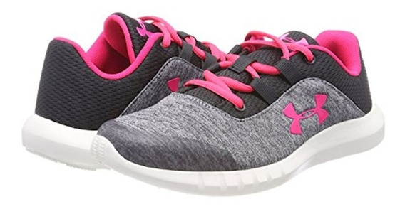 Tênis Under Armour Bgs Mojo Feminino Black Friday