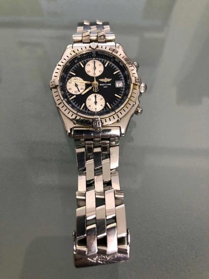Relógio Breitling Chronomat Aço
