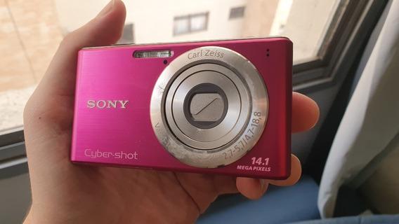 Câmera Sony Cyber Shot Dsc W530