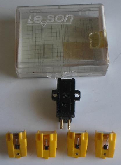 4 Agulhas Nd 136 G/ Atn 71 Original Leson Usadas Funcionando