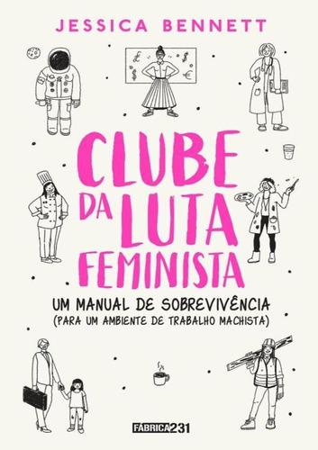 Imagem 1 de 1 de Clube Da Luta Feminista