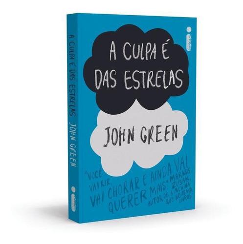 Imagem 1 de 1 de Livro A Culpa É Das Estrelas John Green Intrínseca