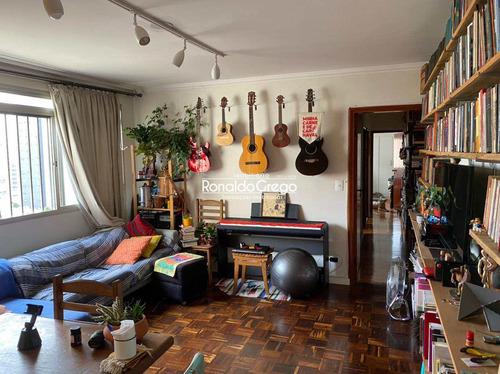 Apartamento Com 2 Dorms, Vila Mariana, São Paulo - R$ 698 Mil - V3999