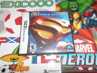 Nintendo Ds ,superman Returns
