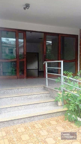 Casa Com 5 Dormitórios Para Alugar, 387 M² Por R$ 13.300,00/mês - Ponta Da Praia - Santos/sp - Ca0004