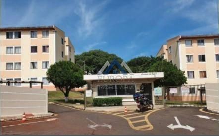 Apartamento À Venda, 52 M² Por R$ 160.000,00 - Jardim Das Américas - Londrina/pr - Ap0772