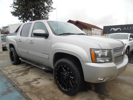 Chevrolet Avalanche Lt 5.3 4wd Auto 2010